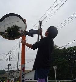 今年のふれあい活動は!!!