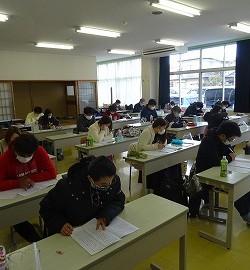 国家試験対策、実施中!